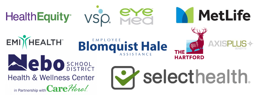 All Nebo Benefit Vendor Logos