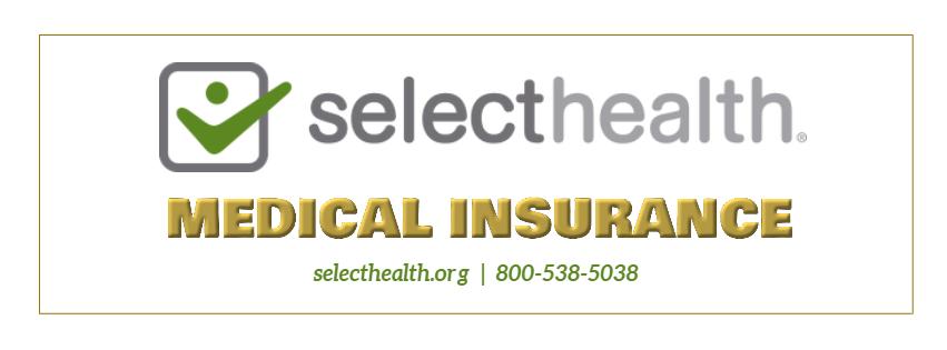 SelectHealth Customer Service 800-538-5038