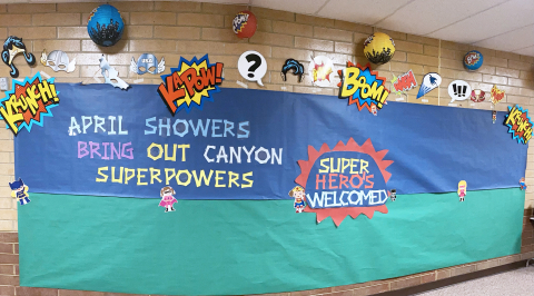 Canyon Super Powers